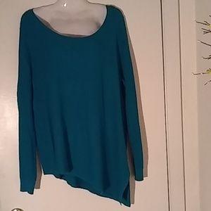 Sweater, Asymmetrical hemline, XL